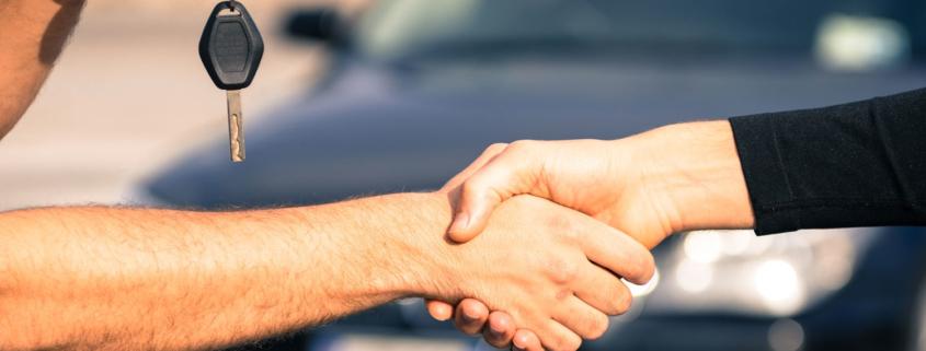 vendre sa voiture d'occasion